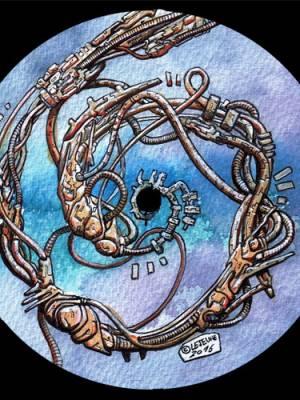 Acid Techno album cover art: Narcosis #12