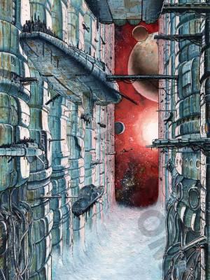 Art for Suicide Club Berlin. X:Ploration #5
