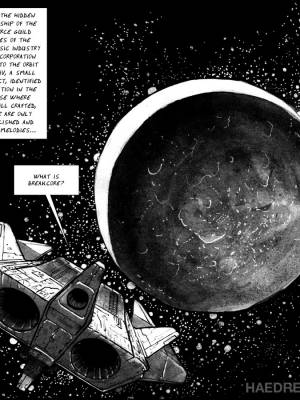 Short comic: A breakcore saga
