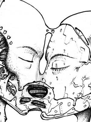 Short cyberpunk story: Controlled transgression